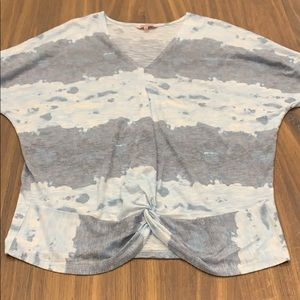 Juicy Couture Tunic Dolman Sleeve Top XL Plus Size
